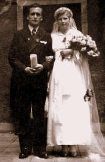Ralph and Ursula  wedding photo